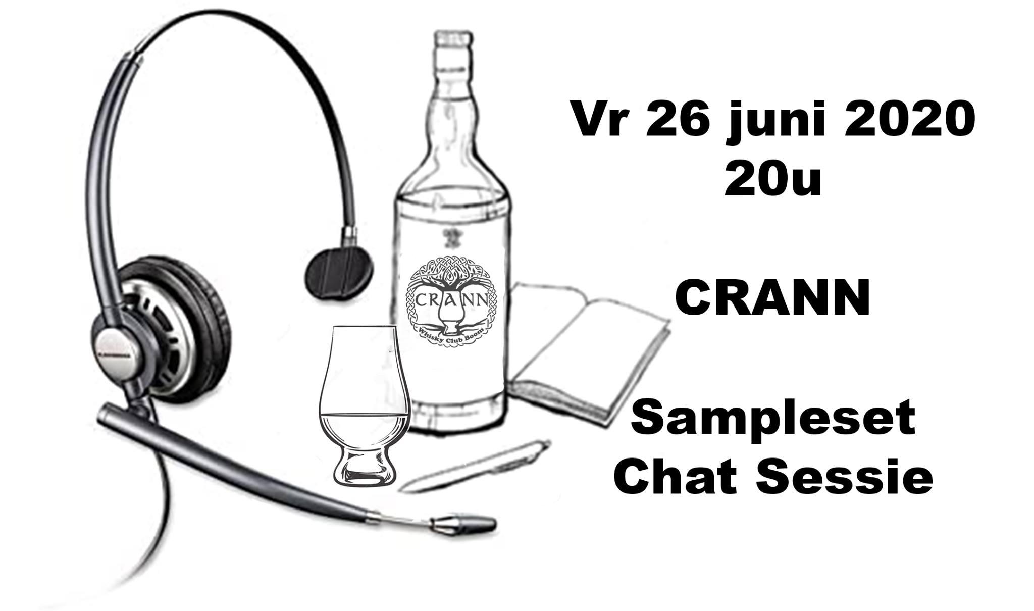 Crann Sampleset Chat Sessie